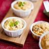 Muffiny pszenno-kukurydziane z fetą