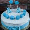 Tort na chrzciny Tymonka