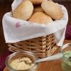 Bułeczki (z masłem smakowym)