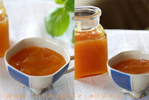 marmolada pomaranczowa