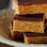 Peanut-Almond Bars