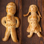 Yeast-dough 'people' of Westphalia