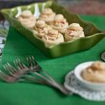 Kokilki z ciasta francuskiego