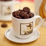 Ciasteczka czekoladowo – kawowe