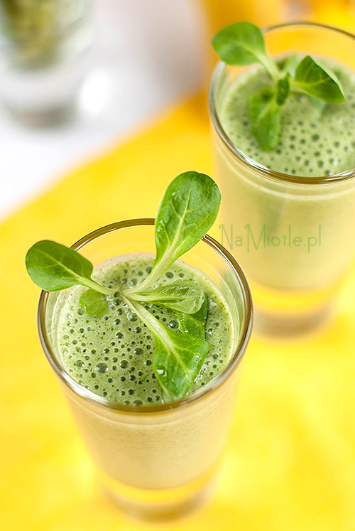 smoothie roszponka banan_nm2