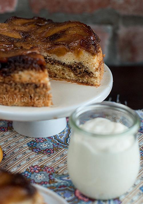 ciasto nektarynkowe odwracane_nm1-2
