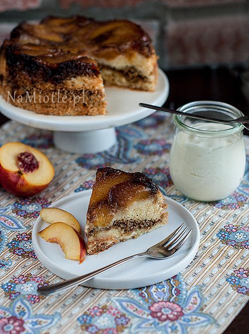 ciasto nektarynkowe odwracane_nm2-2