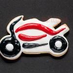 Ciasteczko motocykl