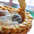 Jak zrobić koszyczek z ciasta drożdżowego