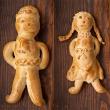 Westfalskie ludziki z ciasta drożdżowego