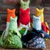 Koty - przyjaciele Pana Kotka :)