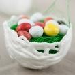 Jajka Wielkanocne - dekoracja z lukru