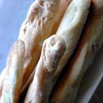 Grissini – włoskie paluszki chlebowe