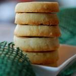 Talarki waniliowe – małe, kruche ciasteczka