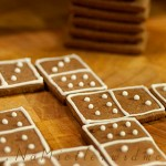 Gingerbread domino