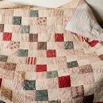 Narzuta – patchwork