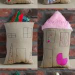 Poduszki domki