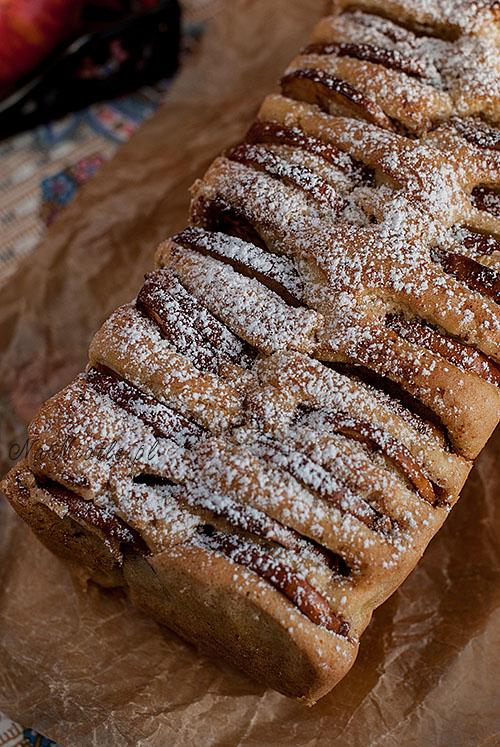 ciasto ucierane z jabłkami_nm3
