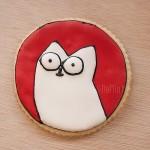 Ciasteczka Simon's Cat