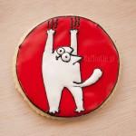Ciasteczka Simon's Cat – video tutorial