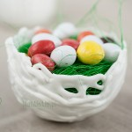 Jajka Wielkanocne – dekoracja z lukru