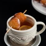 Zeppole – włoskie pączki