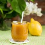 Lemon Curd z brązowym cukrem